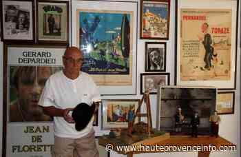 Manosque : Exposition sur Marcel Pagnol rue Guilhempierre - Haute Provence Info - Haute-Provence Info