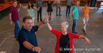 Knuth Gerwien aus Oyten will seine Tanzleidenschaft weitergeben - WESER-KURIER