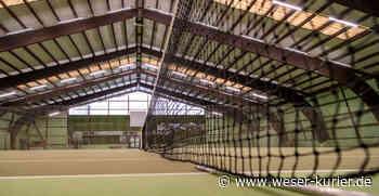 Übernahme der Halle: Tennis-Club Oyten wagt sich an Großprojekt - WESER-KURIER