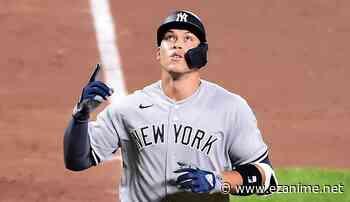 La estrella de los Yankees Aaron Judge no puede dejar de batear jonrones - EZAnime