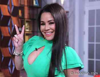 ¡Toda una estrella! Bárbara Camila, la hija de Carolina Sandoval, debuta como conductora y enloquece a los fans - La Opinión