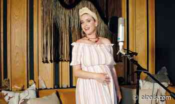 Katy Perry, de estrella desesperada del pop al sosiego de la maternidad - EL PAÍS