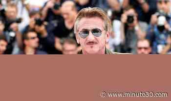 La estrella del cine Sean Penn confirma que se casó vía Zoom - Minuto30.com