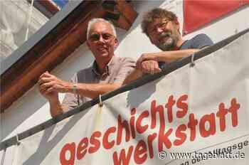 Auf den Spuren der Zwangsarbeiter in Harburg - TAGEBLATT - Lokalnachrichten aus Neu Wulmstorf/Süderelbe. - Tageblatt-online