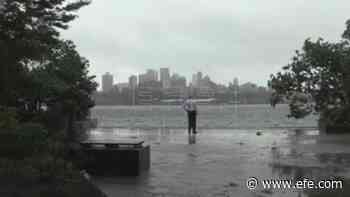 La tormenta Isaías llega con vientos y lluvias a Pensilvania y Nueva York - EFE - Noticias