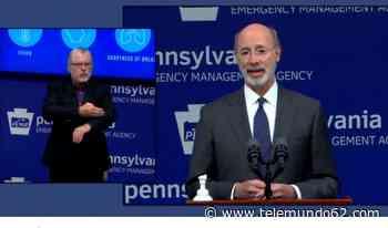 Wolf lanza panel de datos sobre la violencia en Pensilvania - Telemundo 62