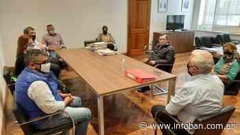El Sindicato de Trabajadores Municipales de Tigre mantuvo una reunión con el Ejecutivo para avanzar en el Convenio Colectivo de Trabajo - InfoBan