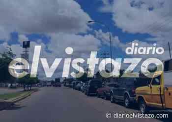 Reducen movilidad de vehículos particulares en El Tigre por falta de gasolina y aumento de sospechosos Covid - Diario El Vistazo