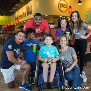 Moe's Wednesdays for Bert's Big Adventure at Moe's Southwest Grill - August 12, 2020 - Atlanta Journal Constitution