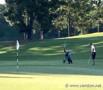 Golf: Yankton's Moe Improves Play At High School National Invite - Yankton Daily Press