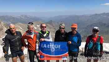 Le raid Tarbes-Huesca au sommet du Mont Perdu - ladepeche.fr
