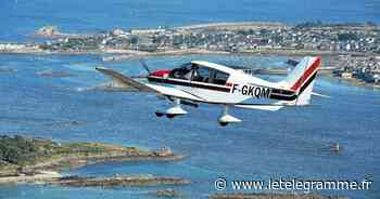 Journée « vols découverte » au-dessus de la Baie de Morlaix - Le Télégramme