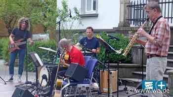 Tres Notas begeistern bei Kreuztal Kultur in Dreslers Park - Westfalenpost