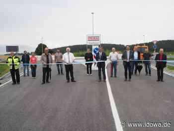 Marklkofen: Südumfahrung Marklkofen wurde für den Verkehr freigegeben - idowa