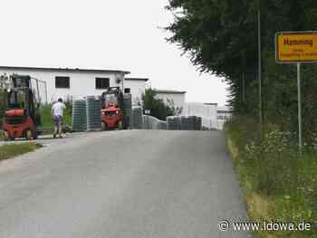 Landkreis Dingolfing-Landau: Bereitschaftspolizei kontrolliert Quarantäne in Mamming - Dingolfing-Landau - idowa