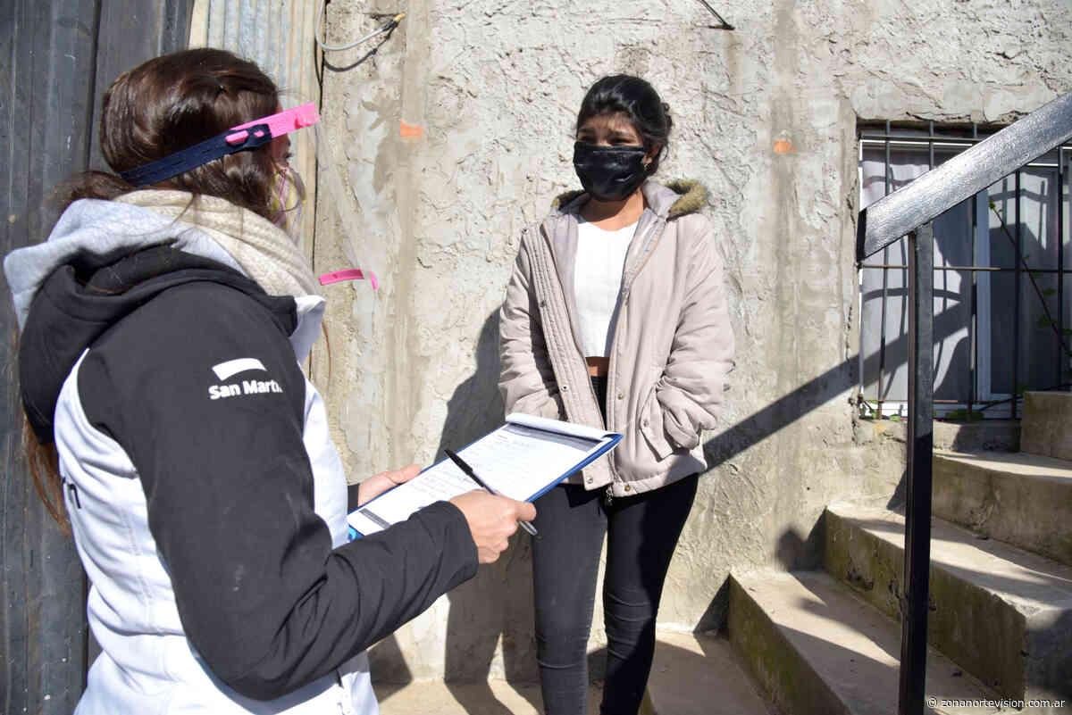 El Municipio de San Martín contacta a alumnos que perdieron vínculo con sus escuelas durante la pandemia - Zona Norte Visión