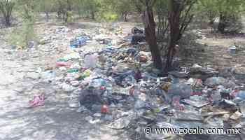 Desmantelan en Allende basureros clandestinos [Coahuila] - 03/08/2020 - Periódico Zócalo