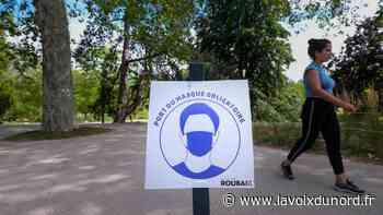 Roubaix: le périmètre d'obligation du port du masque enfin tracé par la ville - La Voix du Nord