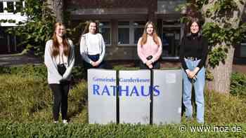 Diese vier jungen Frauen engagieren sich in Ganderkesee freiwillig - noz.de - Neue Osnabrücker Zeitung
