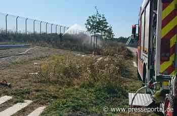 FW Dinslaken: Ereignisreicher Tag bei der Feuerwehr - Presseportal.de