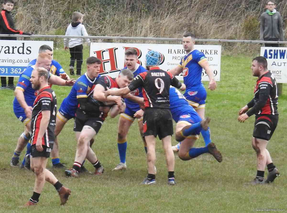 Amateur rugby league in Furness could resume in October, according to RFL's 'Action Plan' - NW Evening Mail