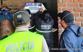 Loja aplica más restricciones a la movilidad frente al contagio del covid-19 - El Comercio (Ecuador)