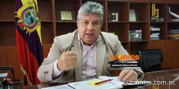 Eduardo Orellana Ochoa, nuevo director Distrital del MTOP-Loja - Diario Crónica (Ecuador)