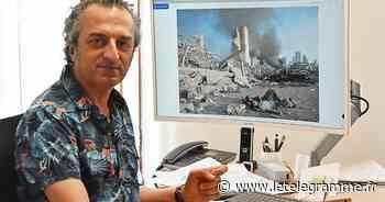 Quimper - Le Quimpérois Habib Bou Nafeh meurtri par les explosions à Beyrouth - Le Télégramme