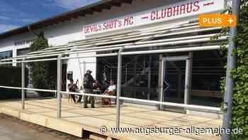Was macht ein Motorradclub im ehemaligen Club 1516 in Dießen?