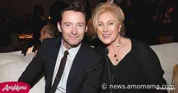 Hugh Jackman Admits He and Deborra-Lee Furness Have Gotten Closer Amid Lockdown - AmoMama