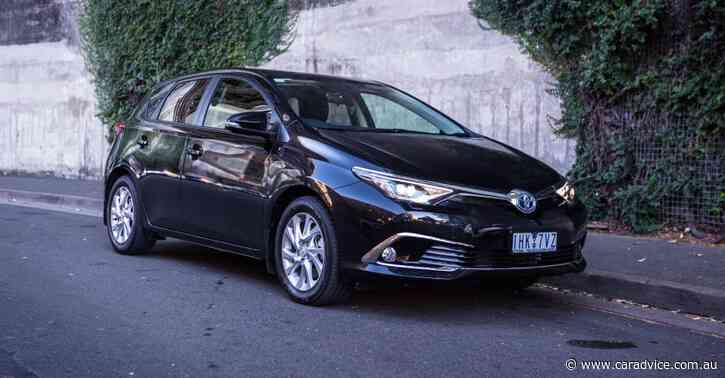 Toyota recalls Prius and Corolla Hybrid models due to software fault