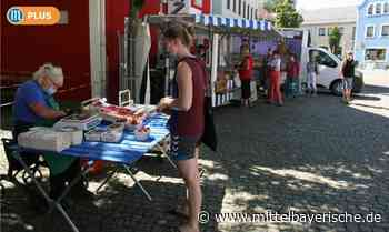 Gelungener Start für Markttag in Laaber - Landkreis Regensburg - Nachrichten - Mittelbayerische