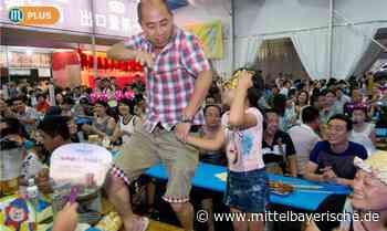 Partnerstadt in China feiert Oktoberfest - Regensburg - Nachrichten - Mittelbayerische