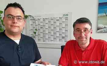 Regensburg: Wie ein Geflüchteter aus Syrien Fuß fasst - idowa