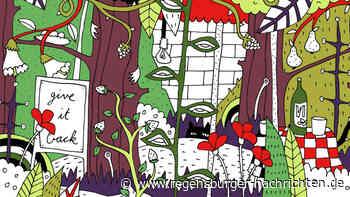 Regensburg: Kunst an Litfaßsäulen geht in die vierte Runde - Regensburger Nachrichten