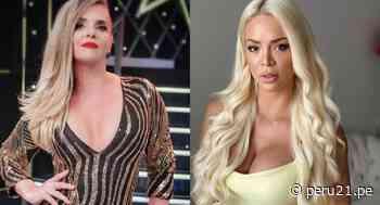 Johanna San Miguel aclara a Sheyla Rojas sobre el título de 'barbie peruana' | VIDEO - Diario Perú21