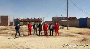 Revisan terrenos para compañía de bomberos de San Miguel - Diario Correo