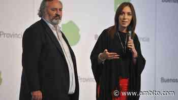 Vidal pierde presencia peronista en el Conurbano - ámbito.com