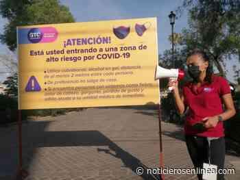Ignoran en Barrio de San Miguel medidas contra covid-19 - Noticieros En Línea