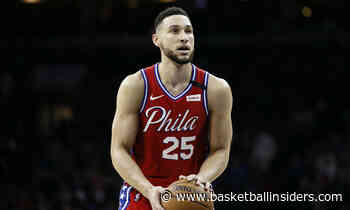 Sources: Ben Simmons Day-to-Day with Left Knee Injury