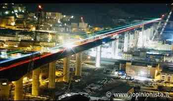 Inaugurato il ponte Genova-San Giorgio: le toccanti parole di Renzo Piano - L'Opinionista
