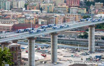 Genova, inaugurazione ponte San Giorgio   commenti di Renzo Piano e dell'ex ministro Toninelli - Polisblog.it