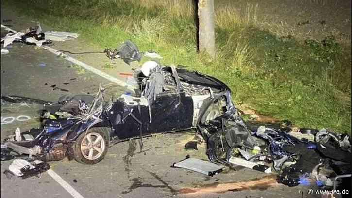 Warendorf (NRW): Tödlicher Unfall - Auto fährt auf Traktor auf - wa.de