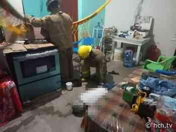 Fuga de gas mata a una persona en La Masica, Atlántida - hch.tv