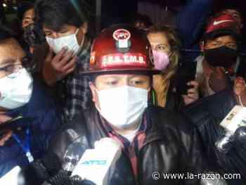 Gutiérrez al TSE: 'No hay voluntad, están subestimando la fuerza del pueblo' - La Razón (Bolivia)
