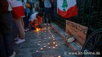 Explosion in Beirut: Französischer Architekt unter Opfern