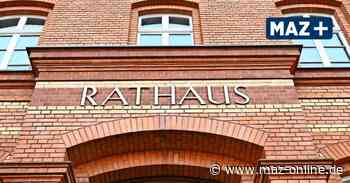 Auch Ronny Hein will Bürgermeister in Neuruppin werden - Märkische Allgemeine Zeitung