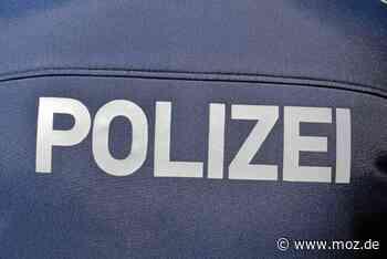 Verletzt: Polizei sucht Zeugen für Unfall in Neuruppin - Märkische Onlinezeitung