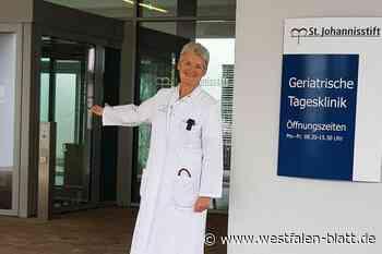 Paderborn: Geriatrische Tagesklinik öffnet