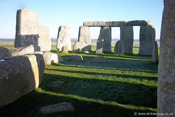 Provenancing the stones